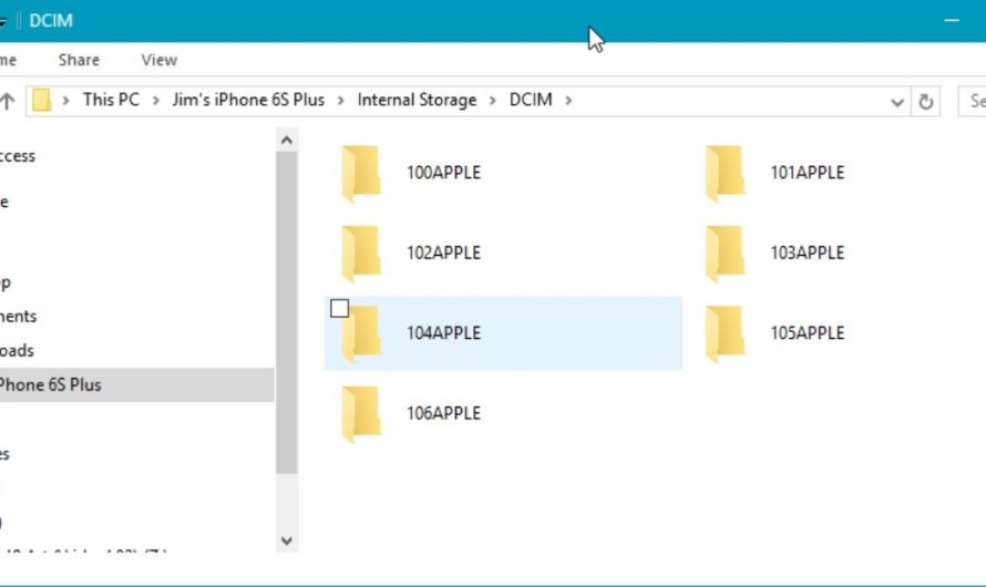 How To Fix iPhone Photos Not Showing Up on PC