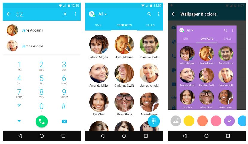 Best Dialer Apps for Android: Dialer +