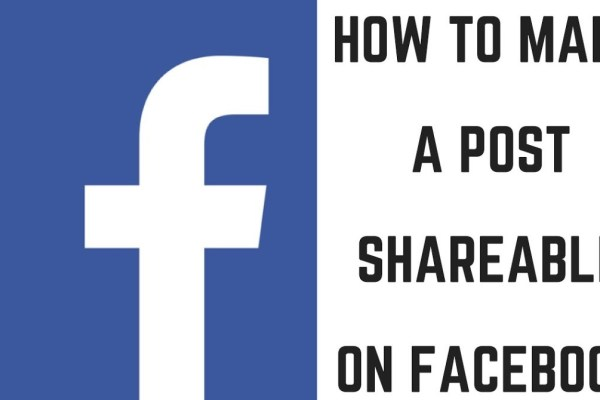 How to Make Facebook Posts Shareable