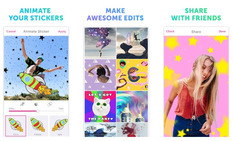 PicsArt GIF & Sticker