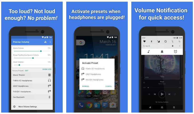Best Volume Booster Apps for Android: Precise Volume