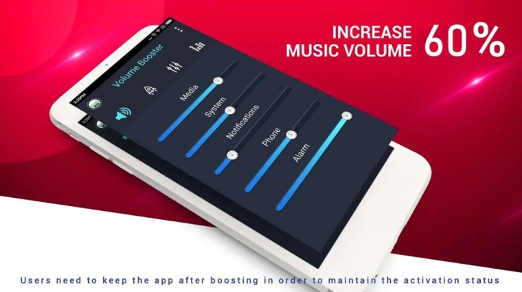 Super Loud Volume Booster