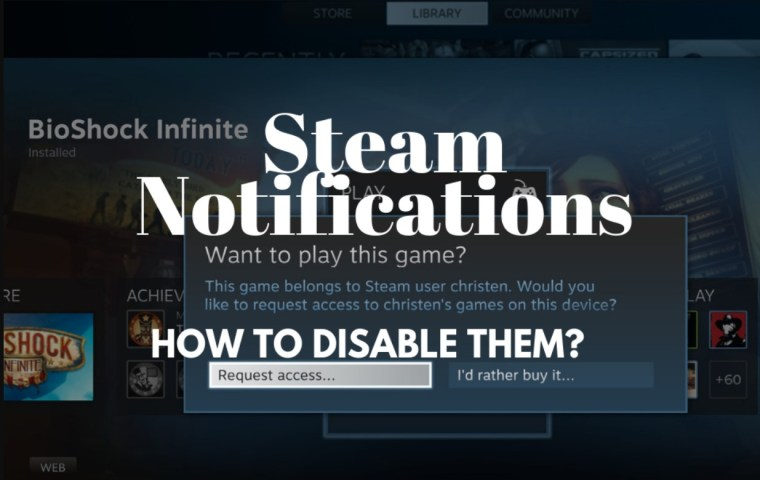 How to Turn Off Steam Notifications