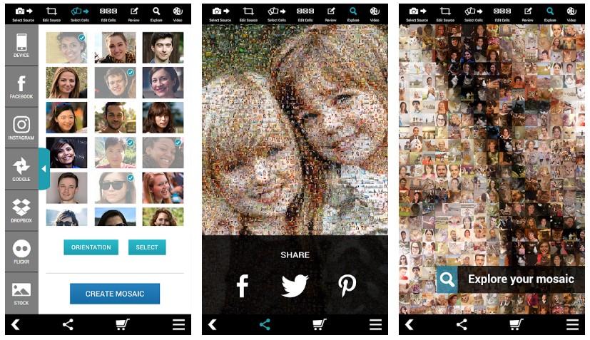 Pro Photo Mosaic Creator