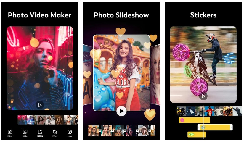 Video Maker & Photo Slideshow