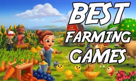 Best Farming Games and Simulators