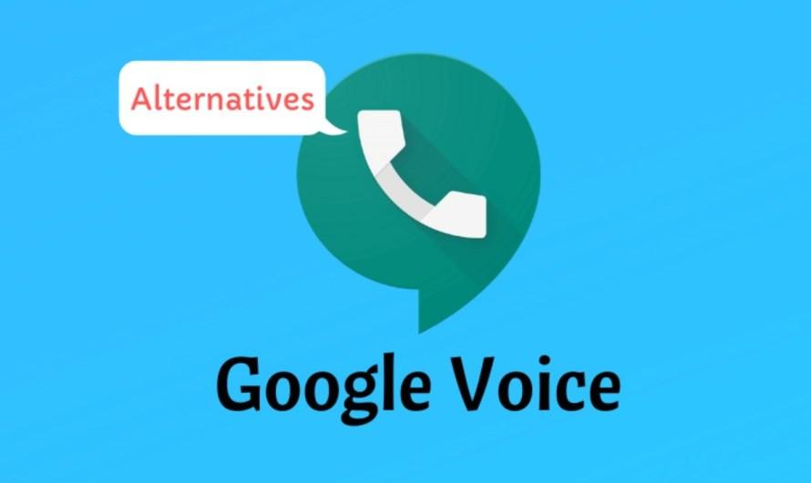 8 Best Google Voice Alternatives