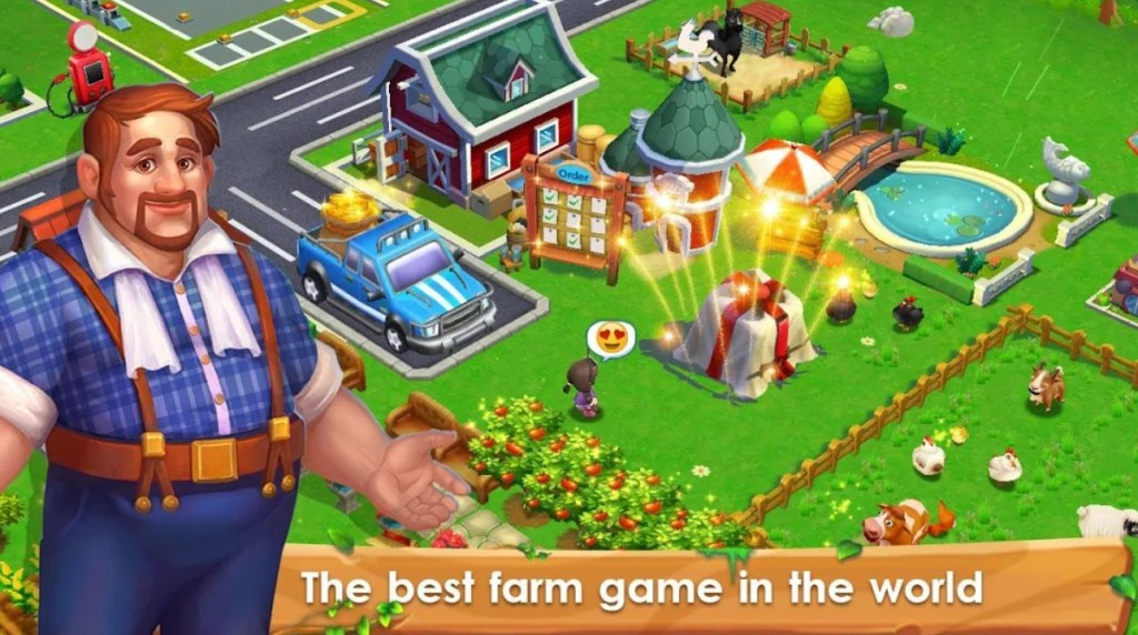 Dream Farm Harvest Moon