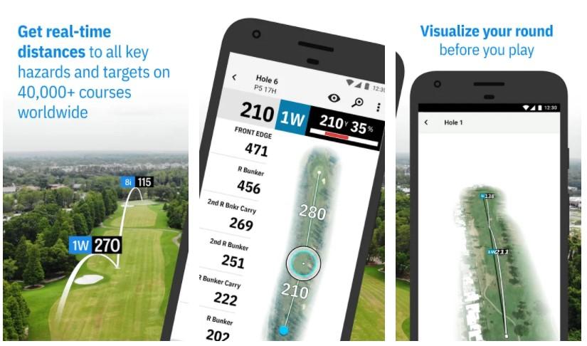 Golfshot: Golf GPS & Statistics