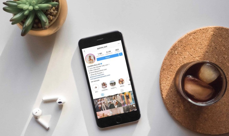 How to Put a Link in Your Instagram Bio