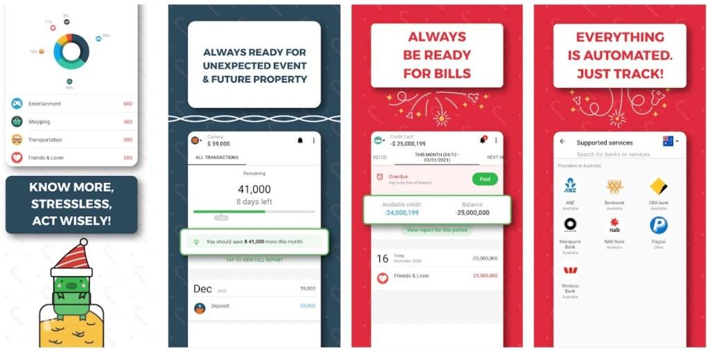 Best Bill Reminder Apps: Money Lover