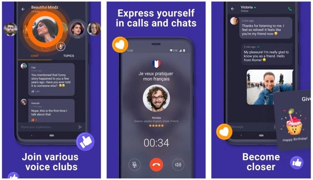 Apps Like Omegle: Wakie
