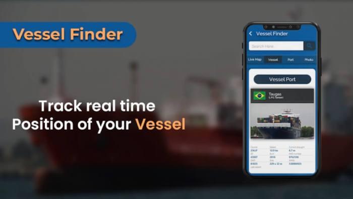 Ship Locator
