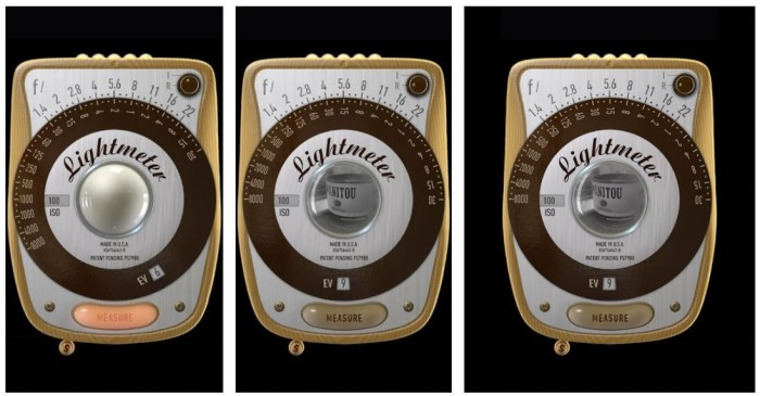 Light Meter by David Quiles