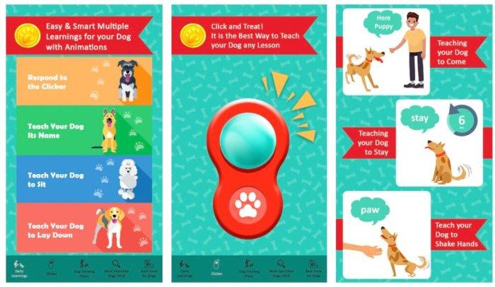 My Dog Training App