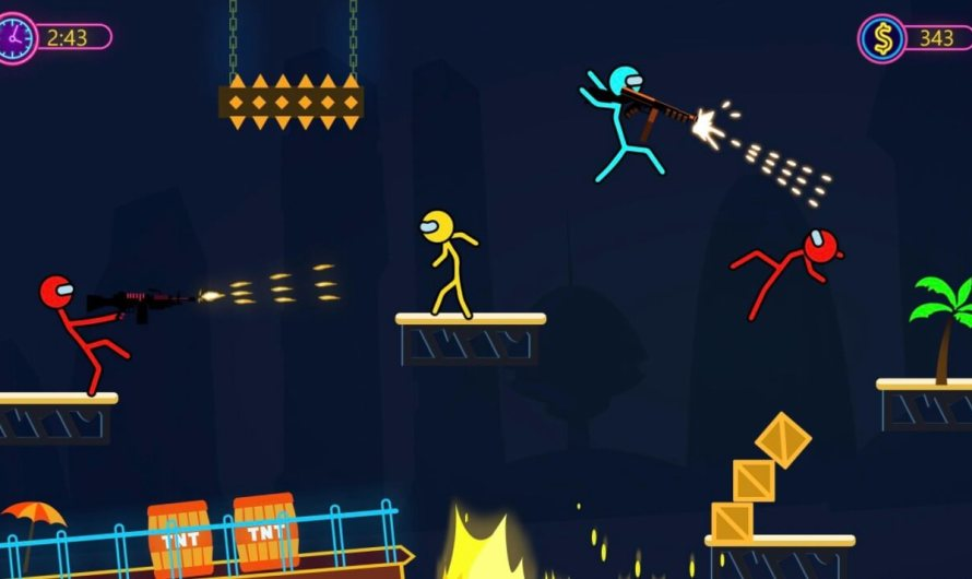 12 Best Stickman Games for Android and iOS