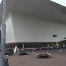 Giant Bathtub near Rijksmuseum