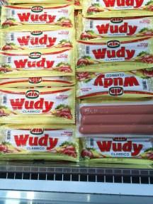 Fibrous hotdogs?