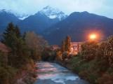 Night Shot Aosta
