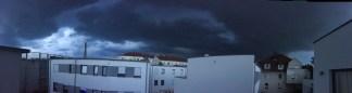 spooky clouds