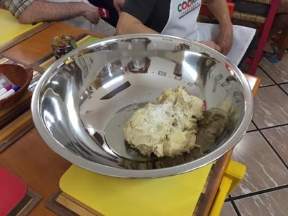 Tamal dough