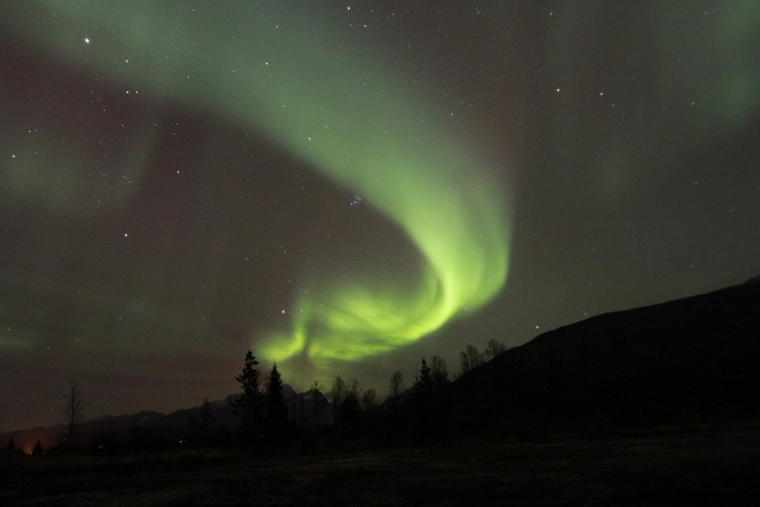 Regent Holidays Northern Lights