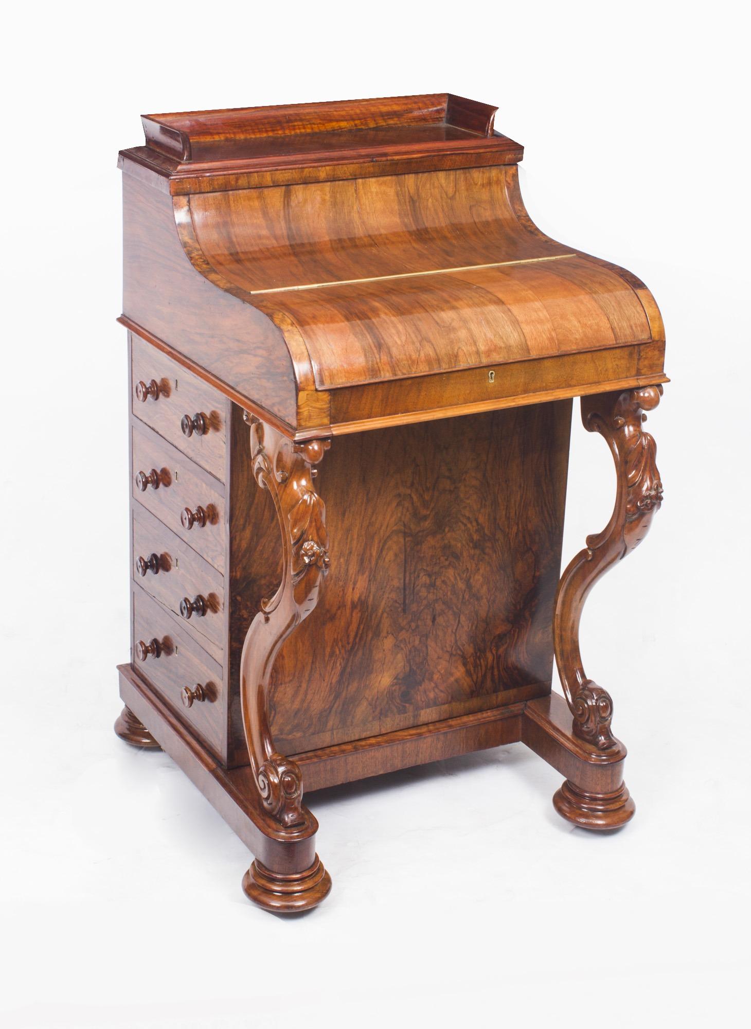 More Desirable Desks From Regent Antiques Antique Burr