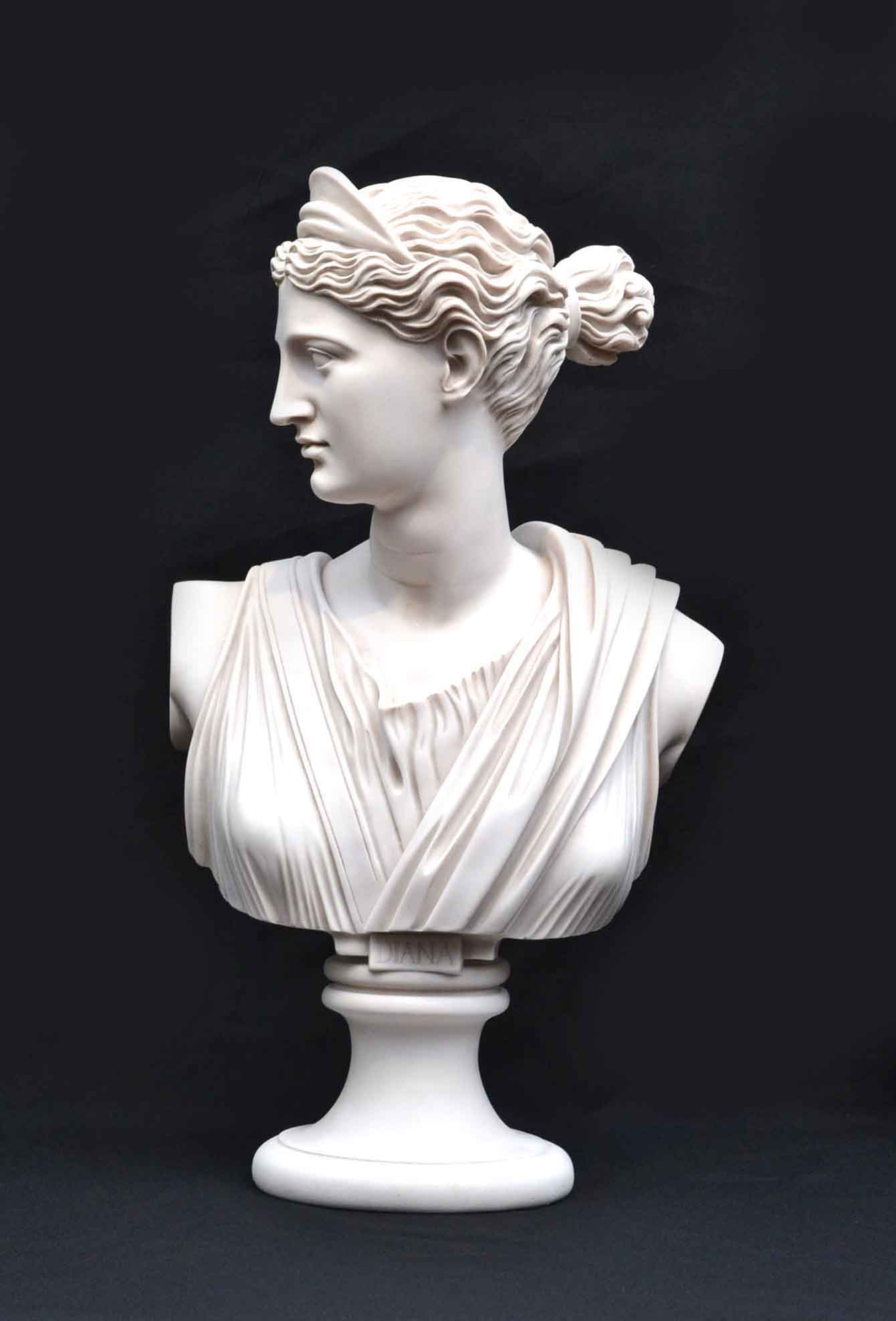 Stunning Marble Bust of  Ref no 04048  Regent Antiques