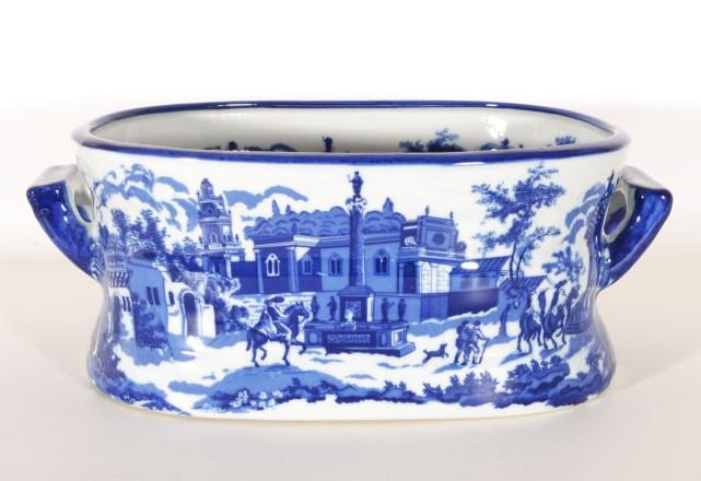 Regent Antiques  Porcelain and china  Delightful Blue