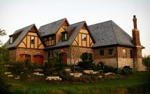 French Cottage Style Homes