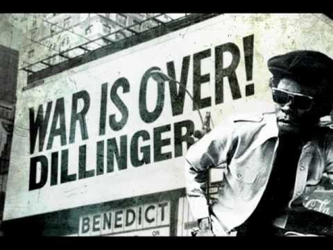 Dillinger war is over