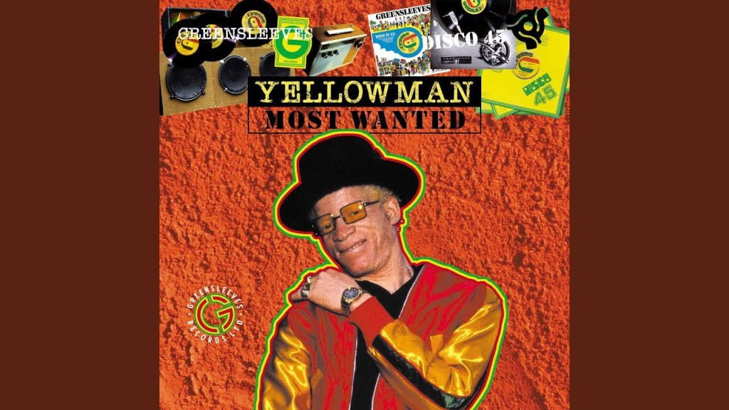 Yellowman : most wanted