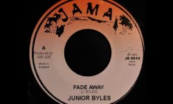 JUNIOR BYLES : Fade Away
