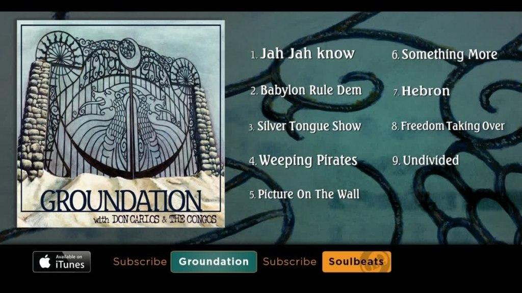 Groundation : Babylon Rule Dem