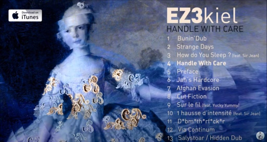 Ez3kiel : Handle With Care