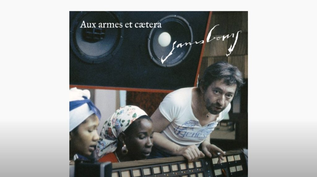 Serge Gainsbourg featuring Big Youth : Aux Armes !