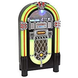 Hollywood jukebox CD avec entrée auxiliaire