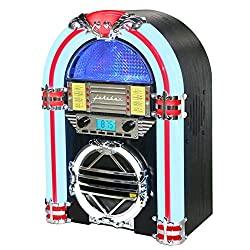 Jukebox 66 avec radio et fonction bluetooth par Silva Schneider