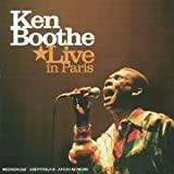 Ken Boothe : Live in Paris