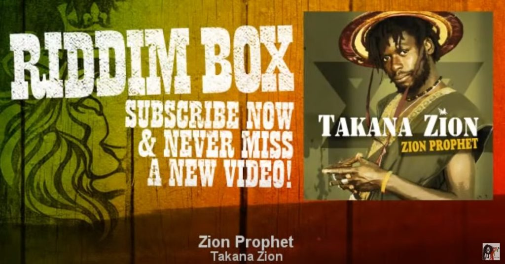 Takana Zion : Zion Prophet