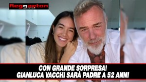 Con grande sorpresa! Gianluca Vacchi sarà padre a 52 anni