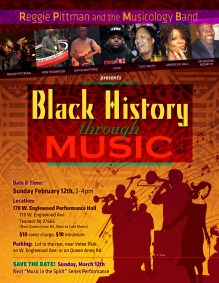 Black History Thru Music