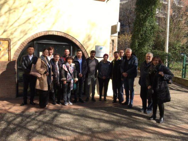 Coronavirus incontro comunità cinese Reggio Emilia