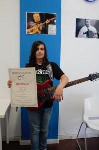 Esami di chitarra RGS 2