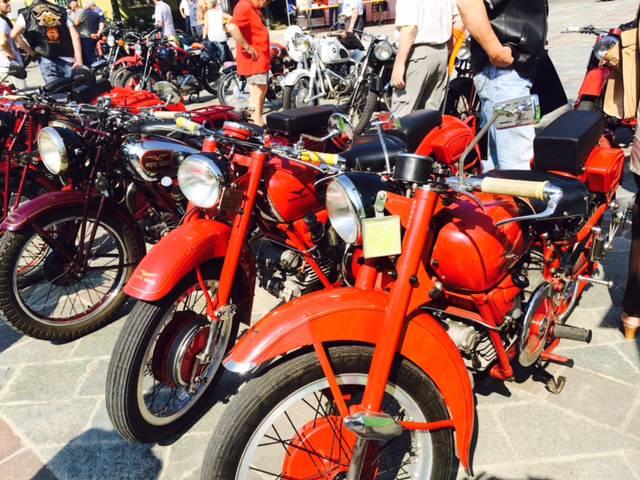 Motori depoca raduno Camer a Viano  Reggiosera