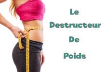 guide destructeur de poids