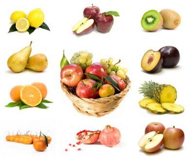 Fruits et fibres alimentaires