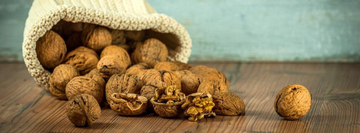 Les noix sont naturellement riches en graisses non saturées.