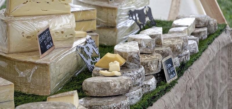 Étale de fromager