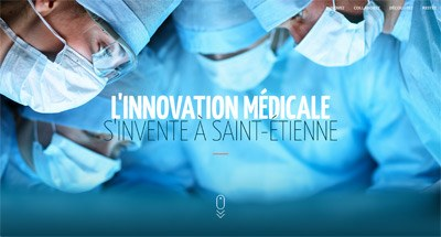 L'innovation médicale à Saint-Etienne